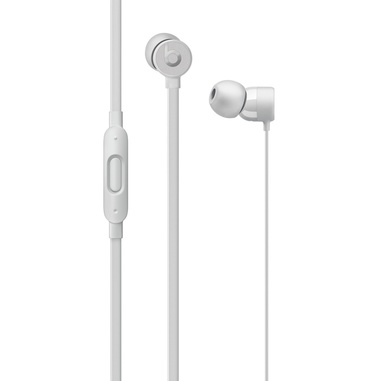 Apple Urbeats 3 auricolare in EAR con microfono e connessione lighting Argento