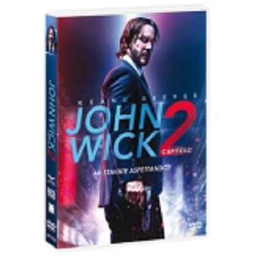 John Wick Capitolo 2, DVD DVD 2D ITA