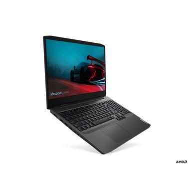 """Lenovo IdeaPad Gaming 3 Computer portatile 39,6 cm (15.6"""") Full HD AMD Ryzen 5 8 GB DDR4-SDRAM 512 GB SSD NVIDIA® GeForce® GTX 1650 Wi-Fi 5 (802.11ac) Windows 10 Home Nero"""
