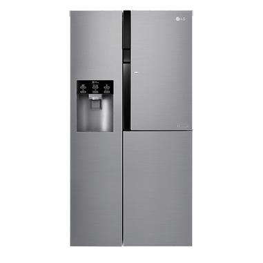 LG GSJ561PZUZ frigorifero side-by-side Libera installazione Acciaio inossidabile 591 L A++