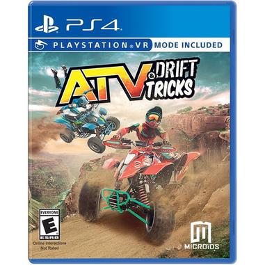 ATV Drift & Tricks VR, PS4 videogioco PlayStation 4 Basic Inglese