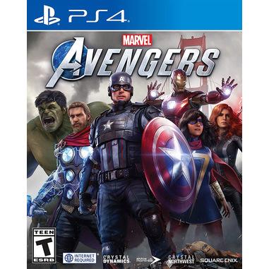 Koch Media Marvel's Avengers, PS4 Basic Inglese PlayStation 4