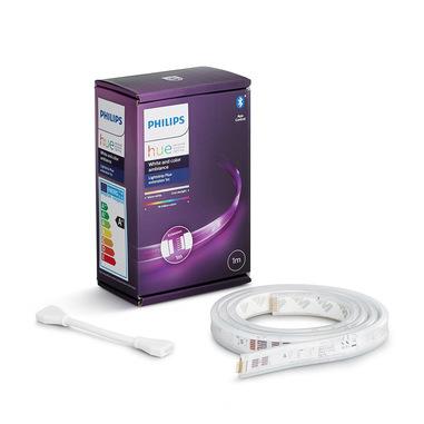 Philips Hue White and Color ambiance Estensione Lightstrip Plus V4 da 1 metro