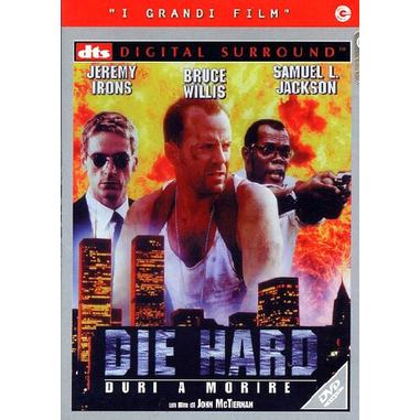 Die Hard - Duri a morire, (DVD)