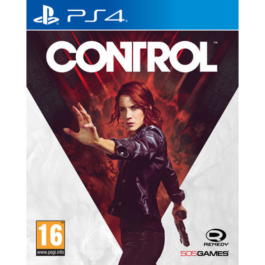 Control, PS4 videogioco PlayStation 4 Basic Inglese