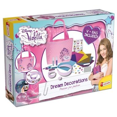 Lisciani Violetta dream decorations