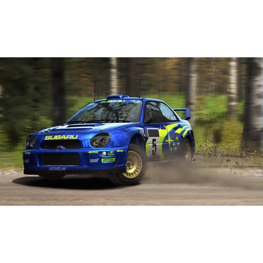 DiRT Rally VR, PS4 Basico PlayStation 4