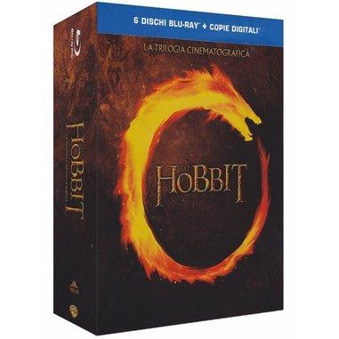 Lo Hobbit - la trilogia cinematografica (Blu-ray)