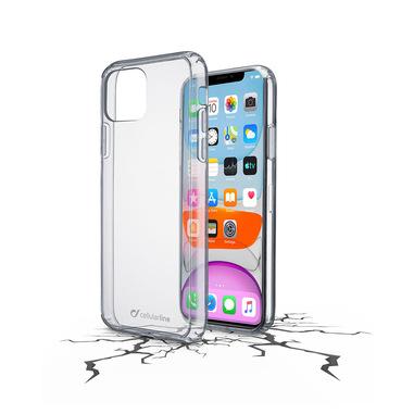 Cellularline Clear Duo - iPhone 11 Accoppiata ad alta protezione Trasparente