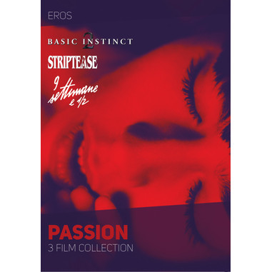 Passion: 3 film collection (DVD)