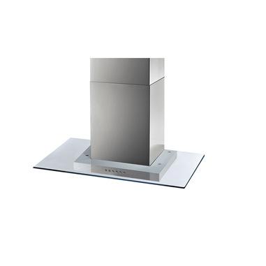 DeLonghi DL CIV 72.9 cappa aspirante Cappa aspirante a parete Acciaio inossidabile 500 m³/h