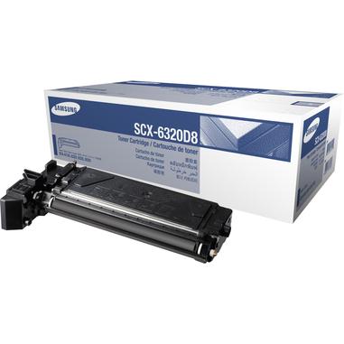 HP SCX-6320D8 Cartuccia laser Nero
