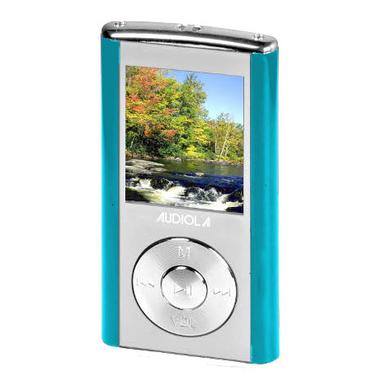 Audiola SDA-4457CB MP4 4GB Blu lettore e registratore MP3/MP4