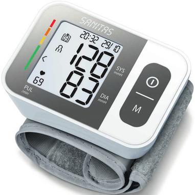 Sanitas SBC 15 Polso Misuratore di pressione sanguigna automatico 2utente(i)