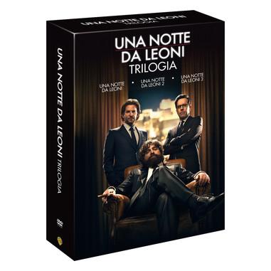Una notte da leoni - trilogia (DVD)