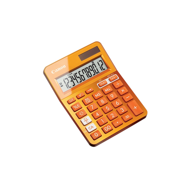 Canon LS-123k calcolatrice di base Arancione