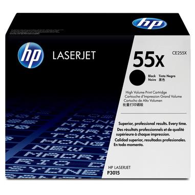 HP CE255X Cartuccia laser 12500pagine Nero cartuccia toner