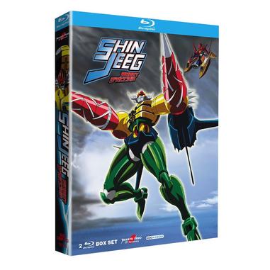 Shin Jeeg Robot D'Acciaio (Blu-ray)