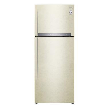 LG GTB574SEHZD frigorifero con congelatore Libera installazione Sabbia 438 L A++