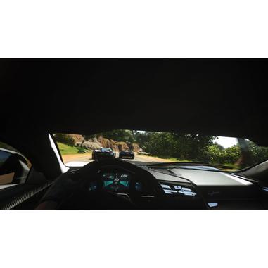 DRIVECLUB VR, PlayStation VR