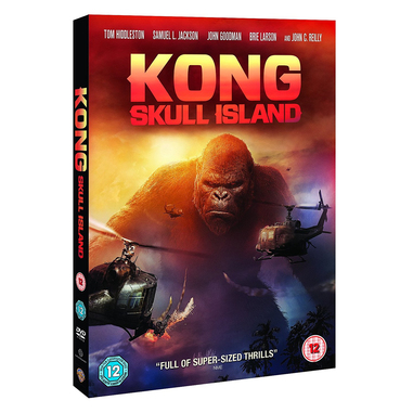 Video Kong: Skull Island, DVD DVD 2D ITA