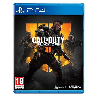 Call of Duty Black Ops IIII - PlayStation 4