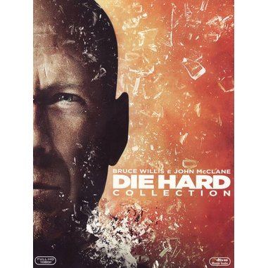 Die Hard legacy collection (Blu-ray)