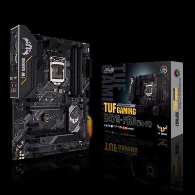 ASUS TUF GAMING H470-PRO WIFI Intel H470 LGA 1200 ATX