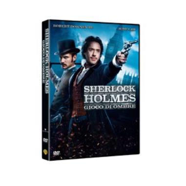 Sherlock Holmes - Gioco Di Ombre, Blu-Ray