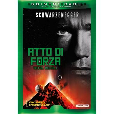 Atto di Forza, Blu-Ray Blu-ray 2D ITA