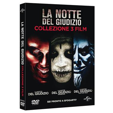 La Notte del Giudizio: La Trilogia (DVD)
