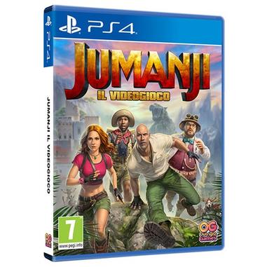 Jumanji: Il videogioco, PlayStation 4