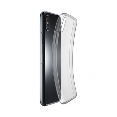 Cellularline Fine Iphone X 5 8 Cover Traslucido Custodia Per Iphone X Custodie Cellulari In Offerta Su Unieuro