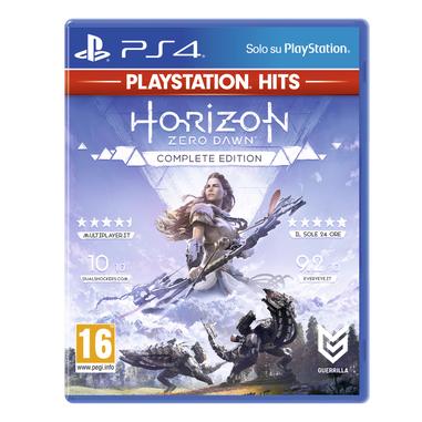 Horizon Zero Dawn: Complete Edition - PS Hits Playstation 4