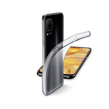 Cellularline Fine - P40 Lite Cover in gomma morbida ultra sottile e trasparente Trasparente