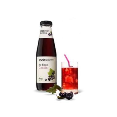 SodaStream Bio-Sirup Cassis