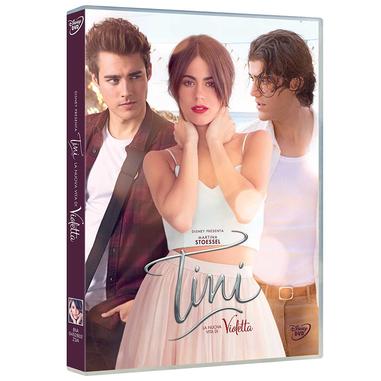 Tini la Nuova Vita di Violetta (DVD)
