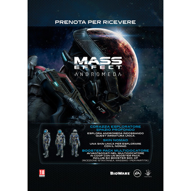 Mass effect: Andromeda - Xbox One