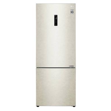 LG GBB567SECZN frigorifero con congelatore Libera installazione Beige 451 L A++