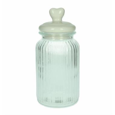 Tognana Porcellane Barattolo Darling 22 cm bianco