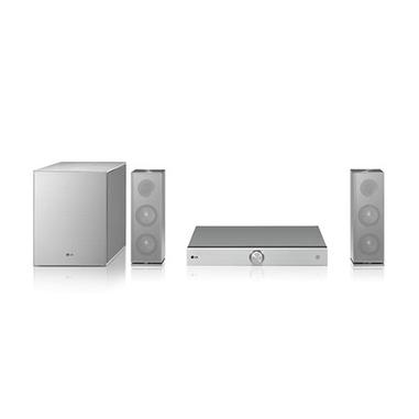 LG BH8120C 2.1canali 560W Compatibilità 3D Bianco sistema home cinema