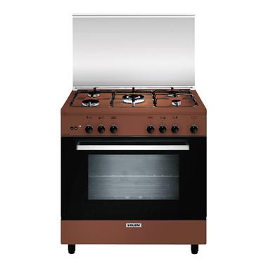 Glem A855GC Libera installazione 95L A Marrone cucina