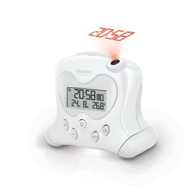 Oregon Scientific RM313PNF Sveglia digitale Bianco