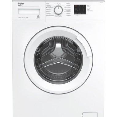 Beko WTX51021W Libera installazione Carica frontale 5kg 1000Giri/min A++ Bianco lavatrice