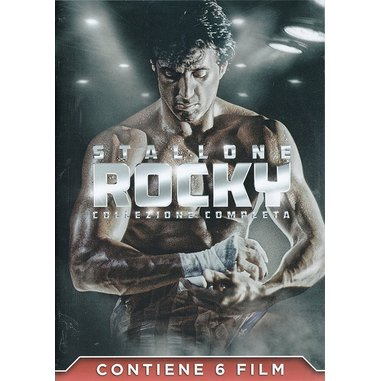 Rocky colletcion (DVD)