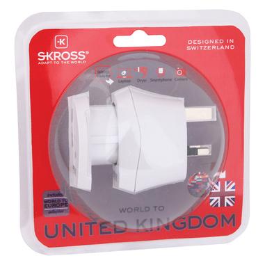 Skross adattatore universale a Regno Unito
