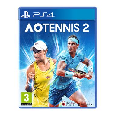AO Tennis 2, PlayStation 4