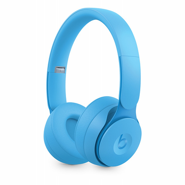 Apple Solo Pro cuffie stereofoniche blu