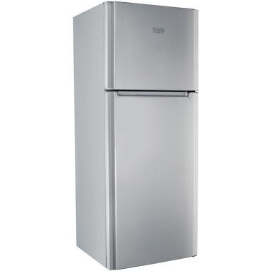 Hotpoint ENTM 182A0 VW 1 frigorifero con congelatore Libera installazione Argento 415 L A+