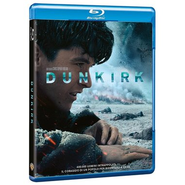 Dunkirk (steelbook Blu-ray)